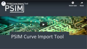Curve Import Tool