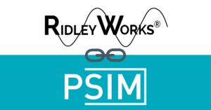 Introducing the Link from RidleyWorks to PSIM