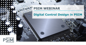 Digital Control Design in PSIM