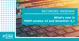 What's new in PSIM version 12 and SmartCtrl 4.1