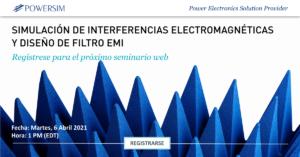 Simulación de Interferencias Electromagnéticas y Diseño de Filtro EMI basado en el EMI Design Sui