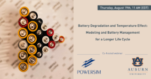 Battery Degradation and Temperature Effect: Modeling and Battery Management for a Longer Life Cycle