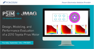 Design, Modeling, and Performance Evaluation of a 2010 Toyota Prius Motor